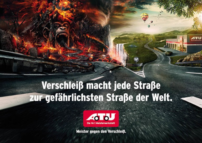 Jared Leistner ATU – Die gefährlichste Straße der Welt